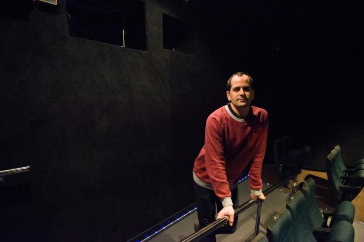 Marc Serena als Cinemes Girona