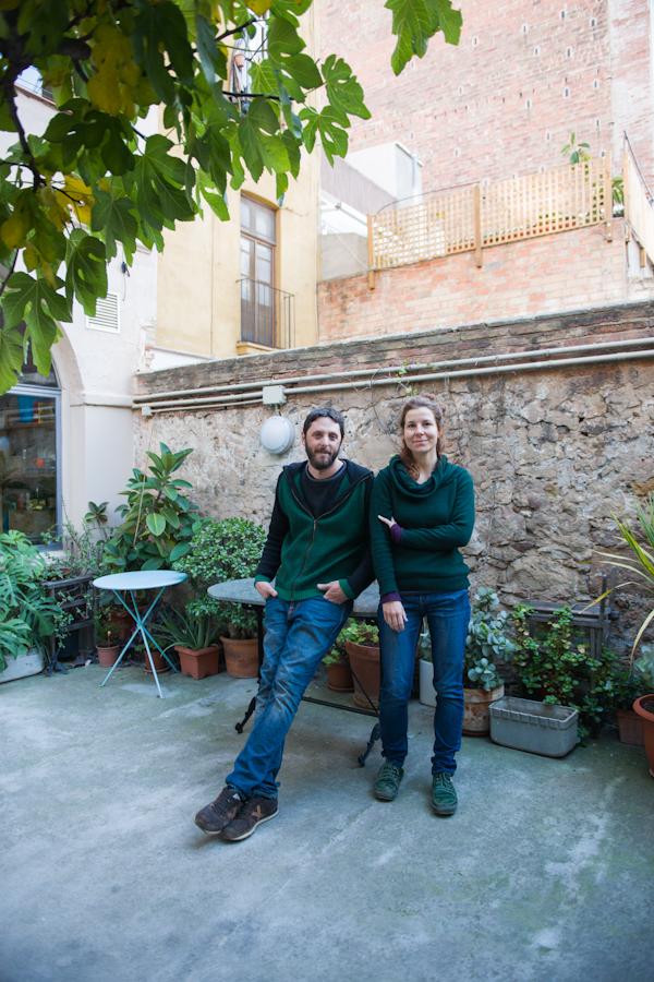 Pablo i Lucía de Projecte FAM