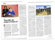"""Interview for EL TEMPS magazine about the documentary """"L'estiu més negre"""""""